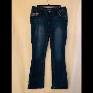 Maurice's Caroline jeans